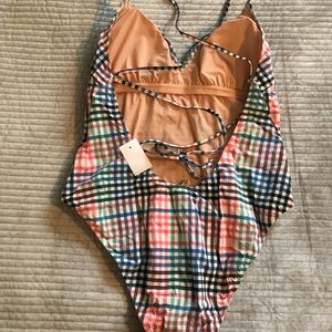 J. Crew Swim - JCrew one piece swimsuit. BRAND NEW